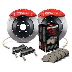 StopTech Slotted Big Brake Kit