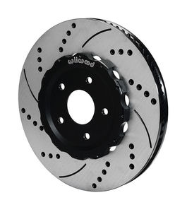 Wilwood 2-Piece ProMatrix Drilled-Slotted Rotors
